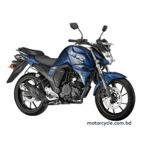 Yamaha FZS FI V2 Double Disc